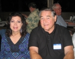 Sandy Montanino and husband Jerry (S'61)