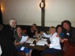 Joyce Hill, Debbi Lamb, Beverly Sauer, Sheila Anderson, Dee Dee Macias, and Gloria Pontoriero are happy customers at Ern