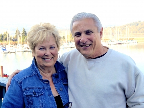 Betty Finlay Pratt and husband Norris visited Joe Palermo recently (October 2013) in Oregon. Joe was very sorry he could