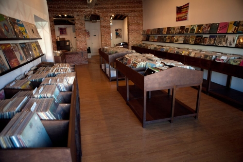 Gimme Shelter Records on Fig